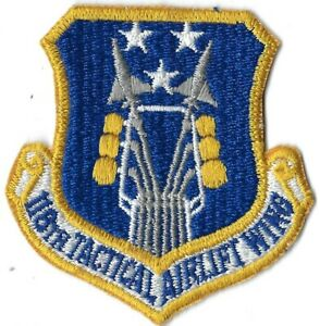USAF 118th TACTICAL AIRLIFT WING MILITARY PATCH