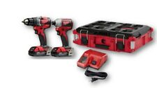 Milwaukee 2982-22CTPO M18 Drill Driver/Impact Driver Packout Kit