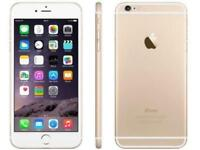 Apple iPhone 6 - 16GB - Gold (Unlocked) A1549 (GSM) (MG562LL/A)