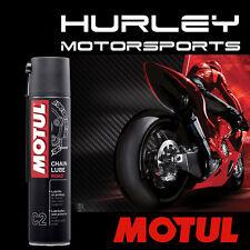MOTUL Chain Lube Road Spray - 9.3 oz Can - Qty (24) - 103244