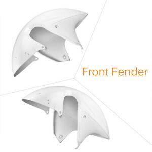 Front Fender Fairing White Unpainted Fit Suzuki Hayabusa 1997-2007 98 GSXR 1300