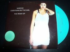 Everything But The Girl Missing The Remix EP Australain Card Sleeve CD Single