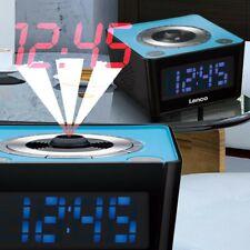 Digitaler Radio Wecker LED Funk Uhr Schlummer Dimm Funktion PLL FM Big Light