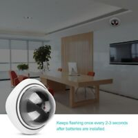 Anti-theft Fake Dummy Camera Video CCTV Home Security Surveillance LED Flashing