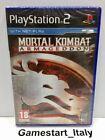MORTAL KOMBAT ARMAGEDDON - SONY PS2 - GIOCO NUOVO SIGILLATO PAL PLAYSTATION 2