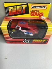 Matchbox Dirt Super Stars #21 Jeff Trombley Dirt Racer 1993 MISB