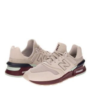 RRP €115 NEW BALANCE 997S Sneakers EU 44.5 UK 10 US 10.5 Contrast Leather Encap