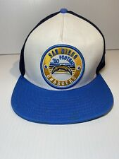San Diego Chargers 9Fifty Snapback Official NFL Hat - New Era - Retro Circle Cap