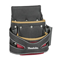 Makita 66-103 2-Pocket Fixings Pouch Tool Bag for Screws / Nails