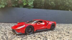 Maisto Ford GT Red Diecast 1:18/ Maisto Special Edition Brand New