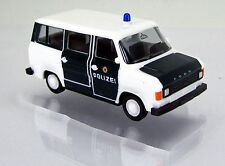 "Herpa 091794 Ford Transit Bus "" Polizei Hamburg """
