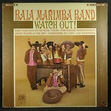 Baja Marimba Band ‎– Watch Out! (A&M Records ‎– A&M SP 4118 Stereo)