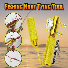 Fast Knot Line Tying Knotting Tool Practical Manual Easy Quick Fishing Supplies