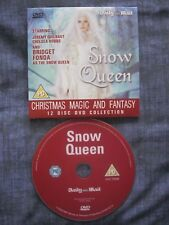 SNOW QUEEN Promo DVD. Daily Mail. NEW/UNPLAYED. Children's.