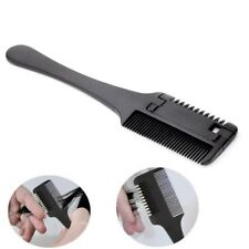 Hair Trimmer Razor Blade Comb Hair Cutter Trim Home Quick Easy Hairdressing Tool