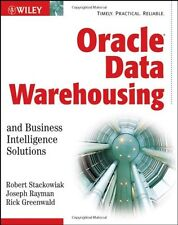 Oracle Data Warehousing and Business Intelligence