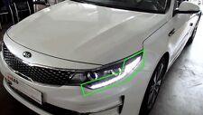 2way LED Front DRL Headlight Module (Fits: KIA 2016+ Optima K5 Modern or Sporty)