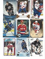 Lot of 1200 Washington CAPITALS Hockey Cards Set Boxed Packs - Ovechkin Oshie