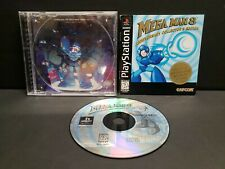 Mega Man 8: Anniversary Collector's Edition (Sony PlayStation 1, 1997) PS1