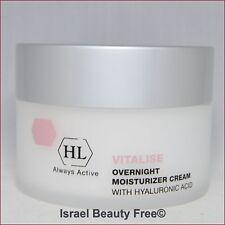Holy Land HL Vitalise Overnight Moisturizing Cream with Hyaluronic Acid 50ml