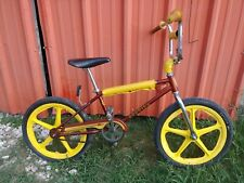 1979 Schwinn Scrambler SX 100 Bmx Bike