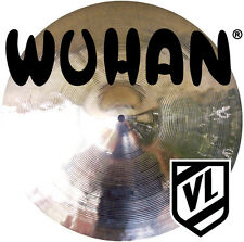 "19"" WUHAN Crash Cymbal - Traditional Cymbals - WUCR19 - NEW"