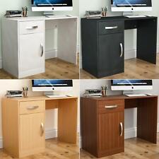 More details for hudson compter desk 1 drawer 1 door laptop pc table home office workstation