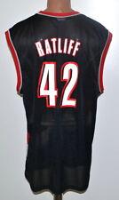 Size L adult NBA Portland Trail Blazers basketball shirt jersey Reebok Ratliff