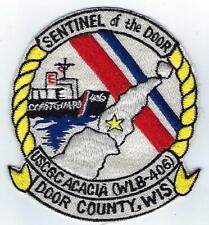USCGC HEATHER  WLB-331* BUOY TENDER  U.S.COAST GUARD VETERAN EMBLEM*SHIRT