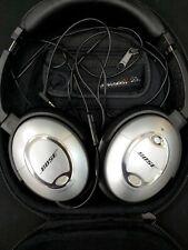 Bose QC15 QuietComfort 15 Acoustic Noise Cancelling Headphones Good Condition
