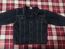 Lotto 459 giacca jeans piumino bimbo bambino ELE MINI tg.3 anni