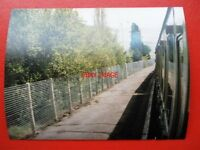 PHOTO  GLAMORGAN PENREBACH RAILWAY STATION 1983