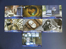TOPPS 2015 DR WHO GADGETS CHASE SET- EXTREMELY HARD TO FIND