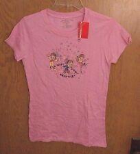Steve & Barrys Juniors T-Shirt Medium Kelloggs Snap Crackle Pop Favorite Fit A7