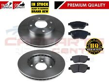 FOR PROTON GEN 2 GEN2 1.3 1.6 16V FRONT BRAKE DISCS DISC AND PAD PADS 2004-2011