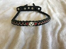 Black,Red And Gray Wrist Sling