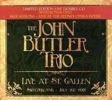 John Trio Butler live At St Gallen Limited Ed. CD DVD Australian IMPORT