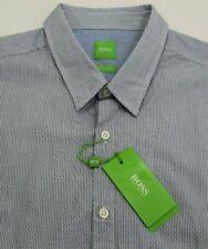NWT $125 Hugo Boss Shirt LS Mens 2XL XXL C-Bustai 50328443 404 Regular