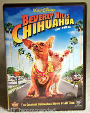 Beverly Hills Chihuahua (DVD, 2009) Walt Disney Movie