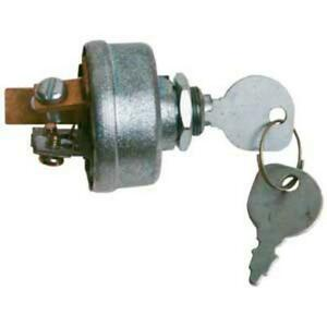 Ignition Key Switch fits Allis Chalmers 6070 6060 6080 7080 7580 7010 7020 7060