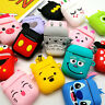 Case Disney Airpods Cute Cover Apple Earphone Charging Cartoon Silicone Mickey