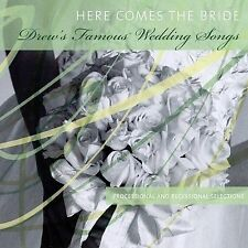 """""""Here Comes the Bride"""" Drew's Famous Wedding Songs"""