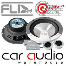 Fli COMP6-F3 225 Watts 6.5 inch Car Component Pro Speakers