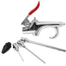 New Air Blow Gun Kit 5 Pieces Air Compressor Tools