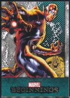 2012 Marvel Beginnings 2 Trading Card #183 Ultron