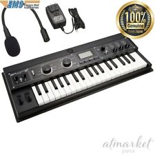Korg microKORG XL+ 37-Key Synthesizer / Vocoder with Expanded PCM New EMS F/S