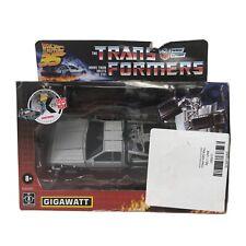 Transformers X 2020 Gigawatt –Back to the Future 35th Anniversary Damaged Box