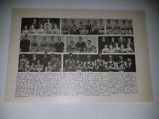 Montreal Ontario Hope Chapel Sunday School Alerts 1919-20 Basketball Team Pic