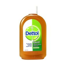 Dettol Liquid Abzugsflüssigkeit 250ml , Reinigungsmittel,Antisept, Desinfektion