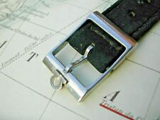 GENUINE VINTAGE OMEGA DYNAMIC BUCKLE AND STRAP FROM CIRCA 1970.